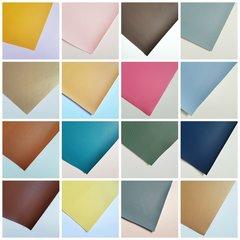 Faux leather per sheet 50 cm x 70 cm