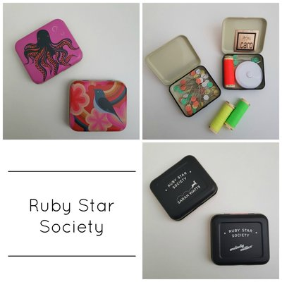 Ruby Star Society Tins