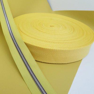 Tassenband 38 mm olijf