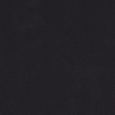 Kunstleer mat zwart