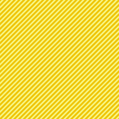 Candy Stripe Yellow
