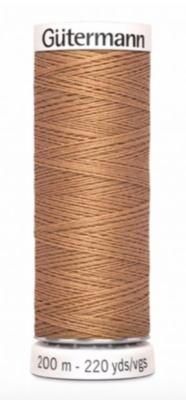 Thread copper/camel 179