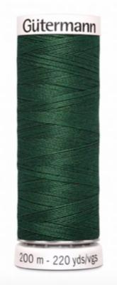 Thread dark green 555