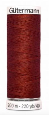 Thread terracotta/brick 227