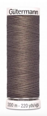 Thread taupe 669