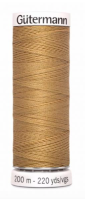 Thread gold 591