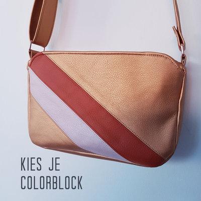 Choose your color block Cirri pack