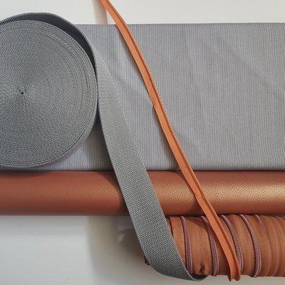 Cosynette stoffenpakket 'Classy Copper' MEDIUM