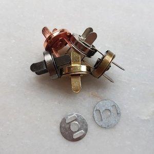 Magneetsluiting 14 mm