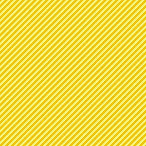 Candy Stripe Yellow
