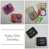 Ruby Star Society Tins_