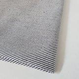 Deco diagonale strepen donkerblauw_