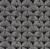 Canvas Ginkgo zwart/wit