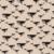 Whales Linen Look Canvas