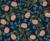 Wildwood Peonies Blue