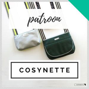 Cosynette stoffenpakket 'naar keuze' LARGE