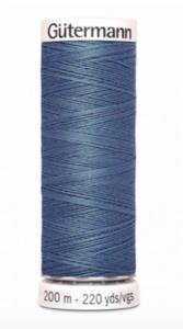 Thread blue grey 76