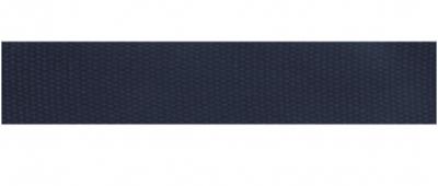 Tassenband 25 mm donkerblauw