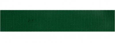 Tassenband 25 mm donkergroen