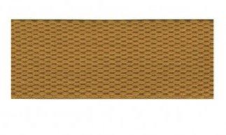 Tassenband 30 mm camel