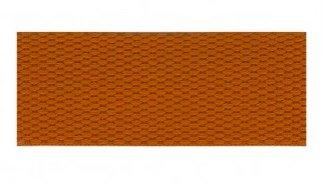 Tassenband 30 mm terracotta