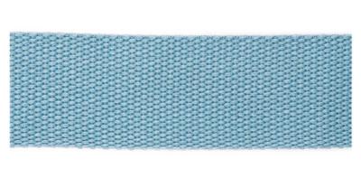 Webbing pastel blue 40 mm