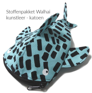 Walhai fabric pack