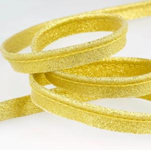 Paspel goud metallic