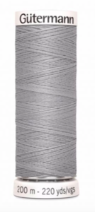 Garen zilver 38