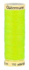 Garen neon geel 3835