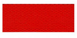 Tassenband 30 mm rood