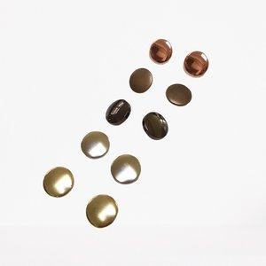 Drukknoop 12 mm assortiment