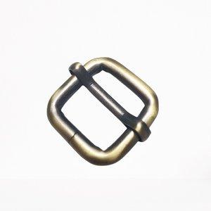 Schuifgesp brons binnenmaat 20 mm