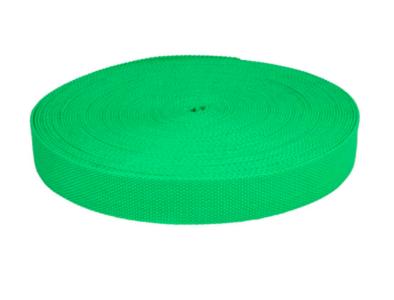 Tassenband 25 mm shamrock