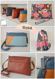 Rosa patroon - Nederlands